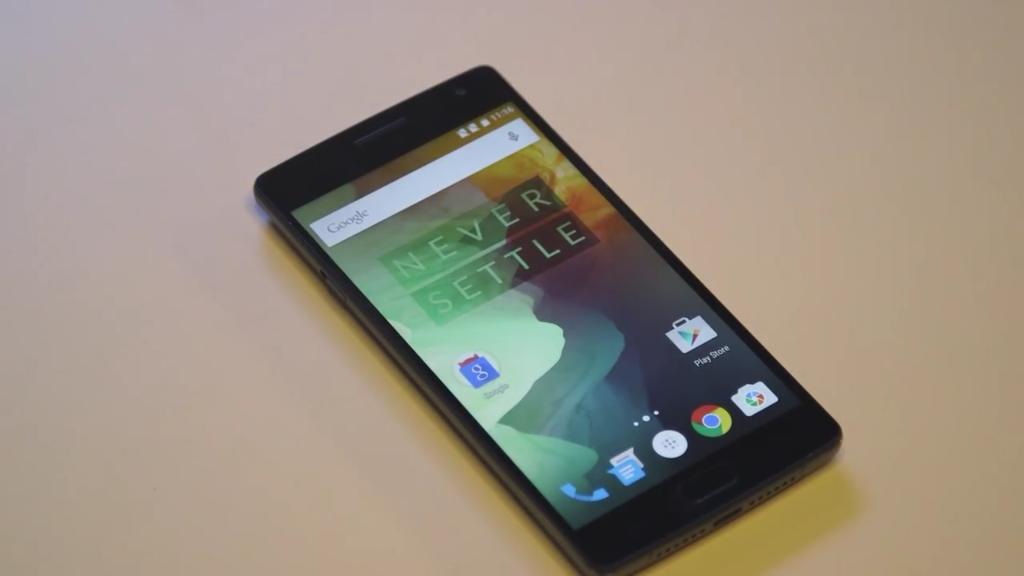OnePlus 2 display