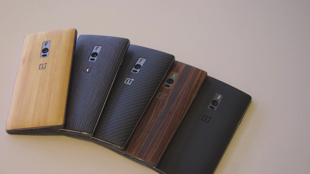 OnePlus 2 removable back