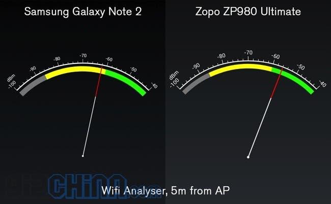 Zopo ZP980 Ultimate wifi