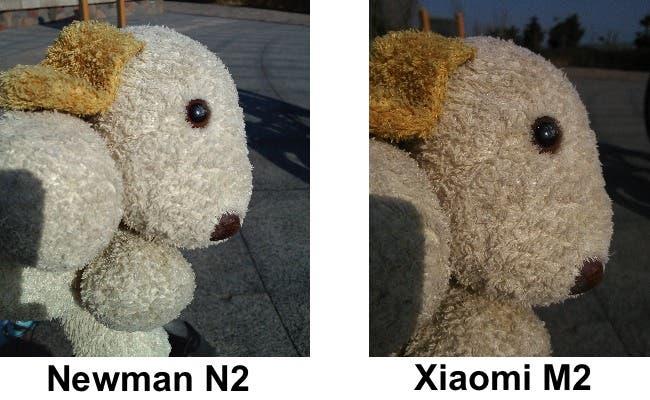 Xiaomi M2 vs Newman N2