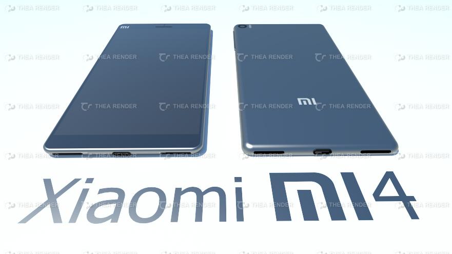xiaomi mi4 concept
