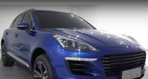 Zotye T700 Porsche Macan Clone