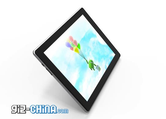 ai shou love master tablet Tegra 2 Love Master T9 Tablet Heads For December Launch!