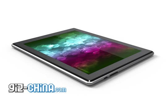 ai shuo t9 tegra 2 tablet Tegra 2 Love Master T9 Tablet Heads For December Launch!