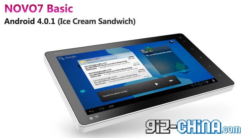 Instructions how To Update Ainol Novo 7 to Android Ice ...