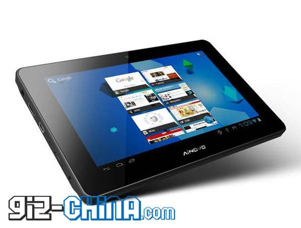 ainol novo elf 2 retina hd tablet1 Ainol Novo Elf 2 Android ICS Retina HD Tablet Released!