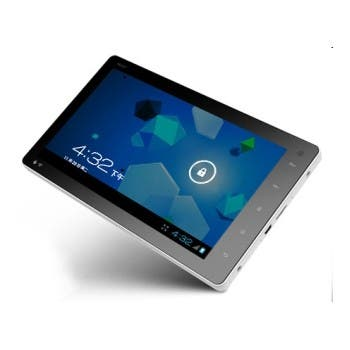 Ainol Novo 7 ice cream sandwich tablet hands on video