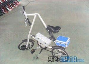 alloy strida e bike