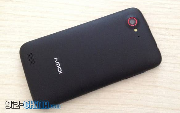 amoi n820 hands on review