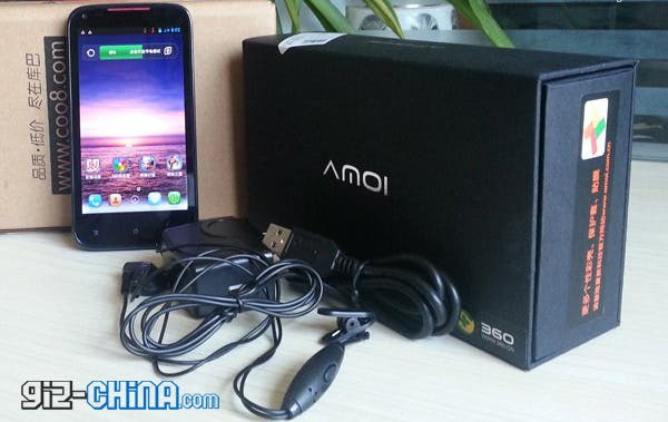 amoi n820 big v hands on review