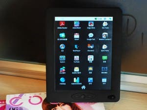 android 2.2 1.2ghz tablet