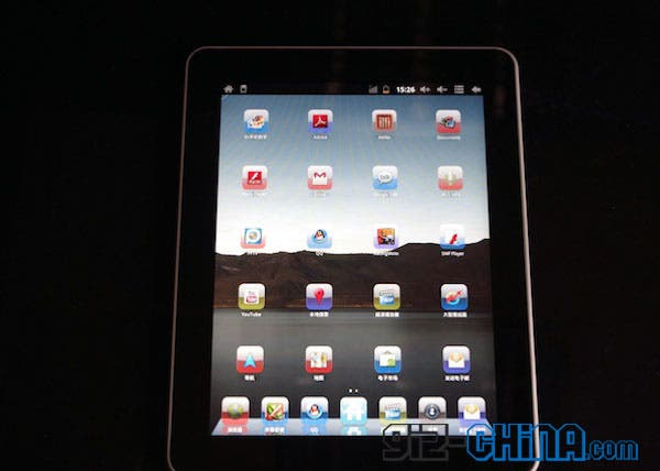 android 4 ics new ipad clone Top 6 New iPad Clones and Knock off from China!