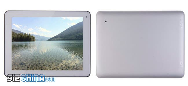 Wei Sijie 97RT retina display tablet gets 2GB RAM and Jelly Bean