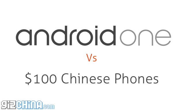 android one vs chinese phones