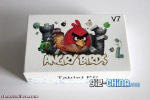 angry birds tablet,angry birds wopad,android tablet angry birds,wopad limited edition,limited edition wopad v7 angry birds,wopad v7 specification