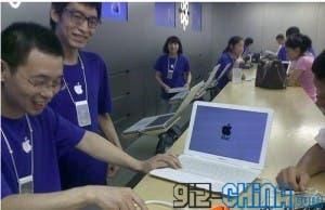 fake macbook air and apple geniuses