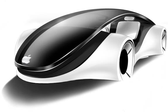 apple are hiring chinese car engineers for a future iCar?
