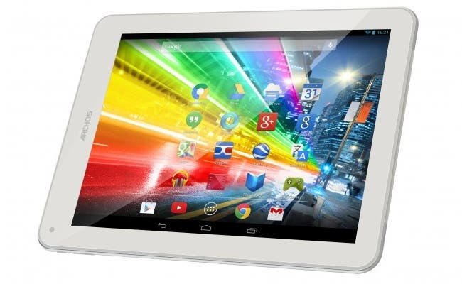 archos 97 platinum element tablet