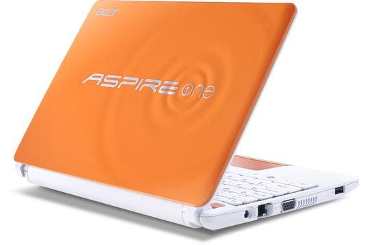 aspireone happy2 Acer One Happy 2 Trying to relive the glory days of netbooks!