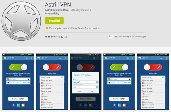 Official Android App For Astrill Vpn Released Gizchina