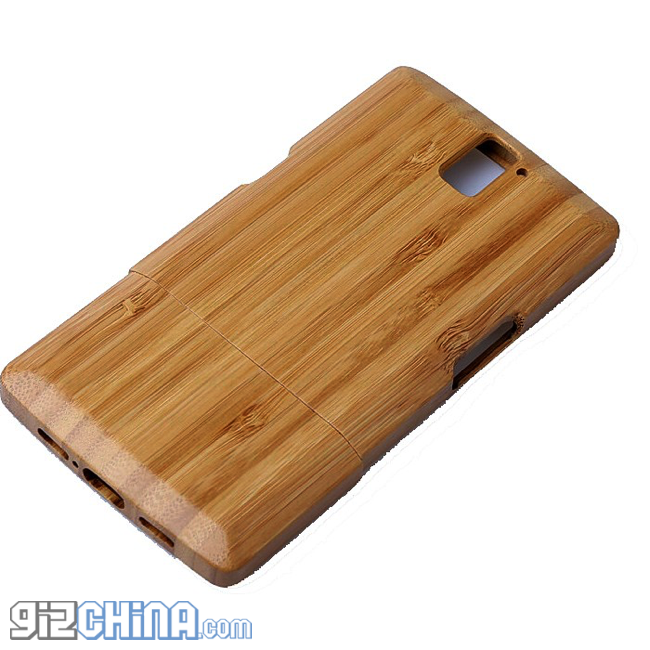 bamboo oneplus one cover