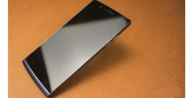 black oppo find 5 launched