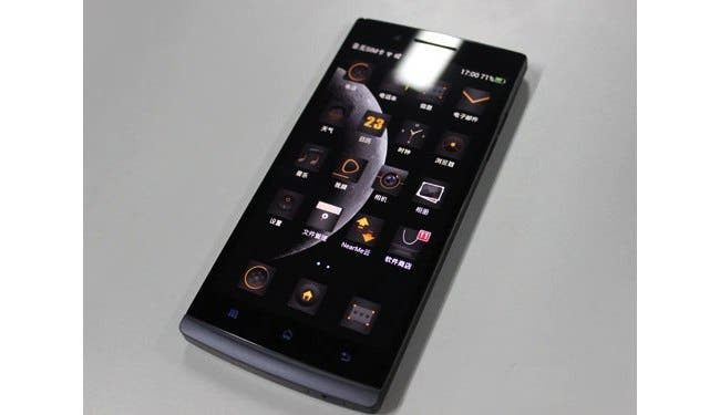 black oppo find 5 photo Which phone manufacturer should make the first Chinese Nexus phone?