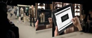 chinese burberry stores to get ipads