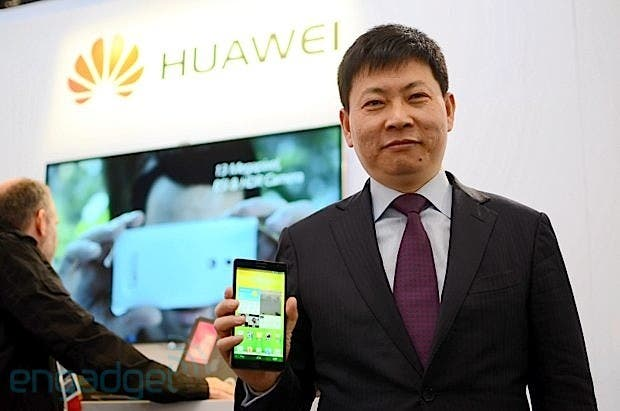 Huawei already hinting at Huawei Ascend D3 and Mate 2!