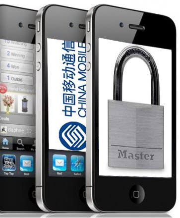 China Unicom Threatens To Lock iPhones