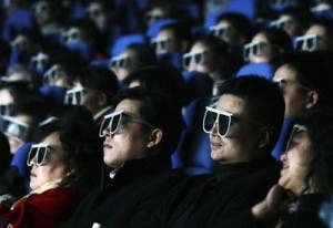 Chinese 3d channel coming in weeks