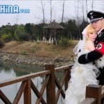 chinese cosplay nazi wedding 150x150 Chinese Nazi Cosplay Marriage!
