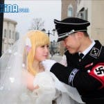 chinese nazi wedding 150x150 Chinese Nazi Cosplay Marriage!