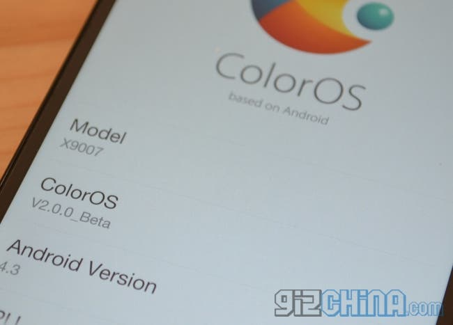 color os 2.0 hands on oppo find 7