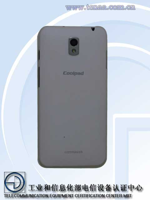 coolpad ivvi rear