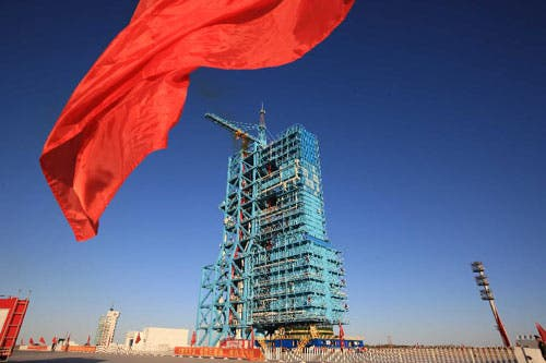 China Planning Female Astronauts for 2012 Missions