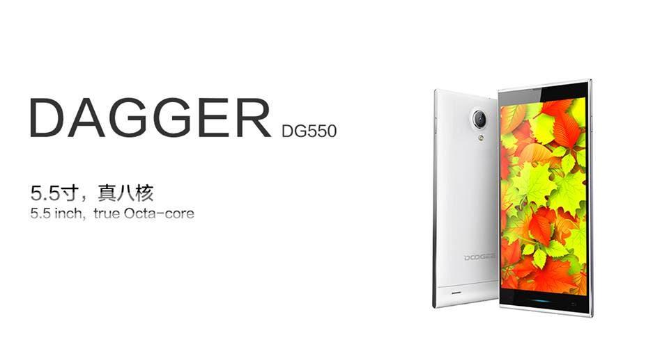 doogee dagger 550
