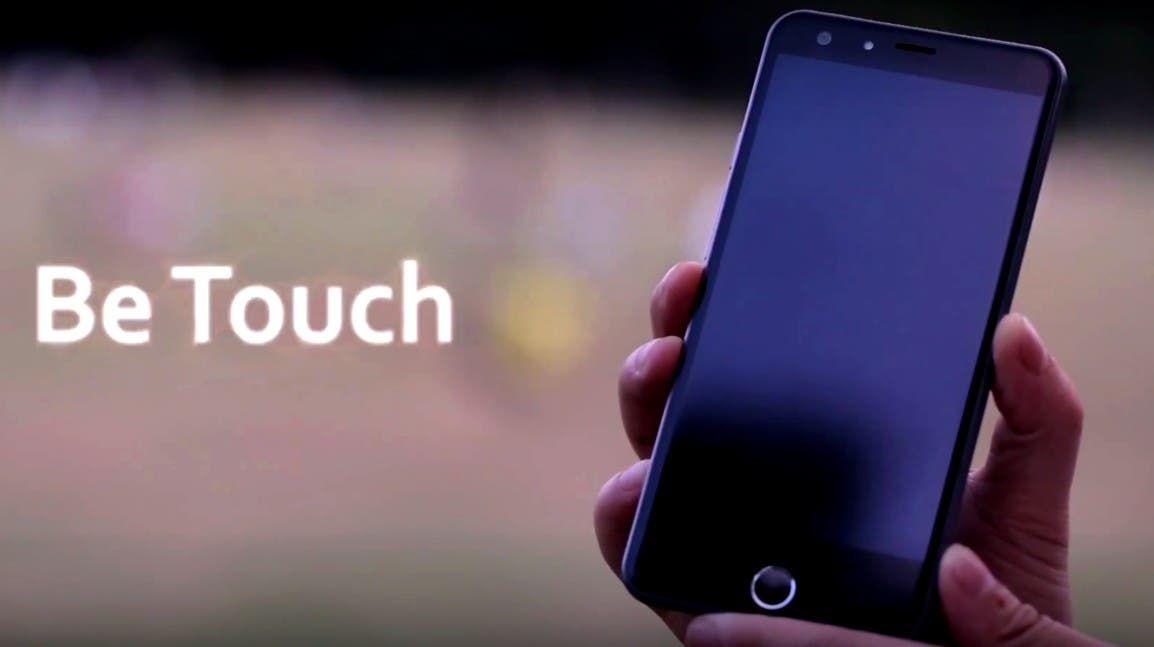 Ulefone Be Touch