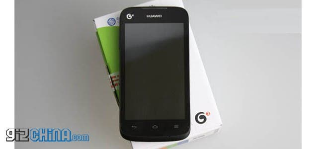 dual core huawei t8830 android phone