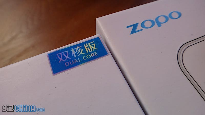 dual core zopo chinese phones Dual core MT6577 Zopo ZP300+ Field on review!