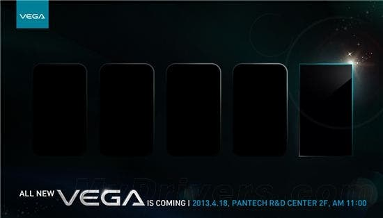 5-inch Pantech Vega Iron to be a true Samsung Galaxy S4 eater!