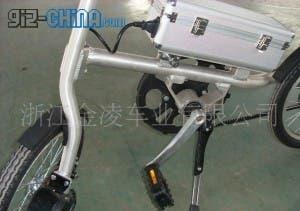 easy to fold strida e bike