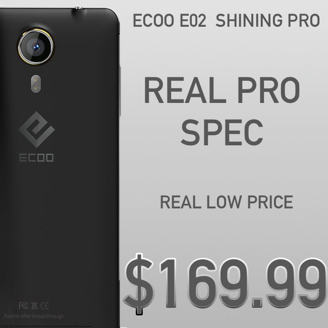 ecoo e02 shining