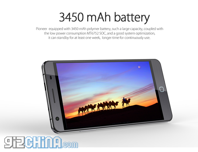 elephone p7000 battery