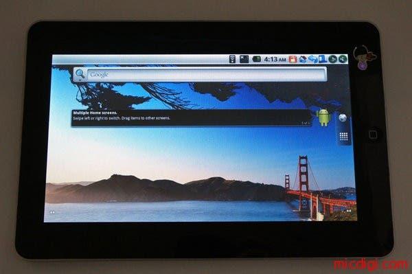 Epad Challenger Tablet Pc 7 | Warna cat tembok
