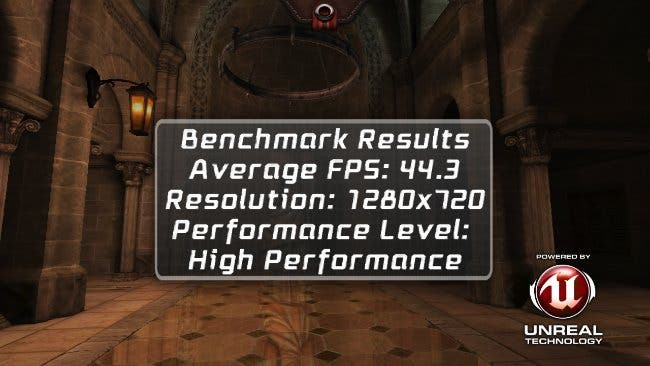 epic citadel benchmark hero h7500 Quad core Hero H7500+ Review