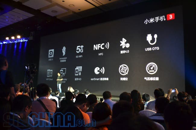features Xiaomi Mi3 Everything you need to know!