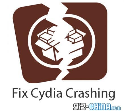 how to fix cydia crashing,cydia crashed when adding sources,cydia crashed on startup