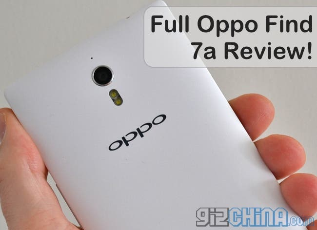 full oppo find 7 review