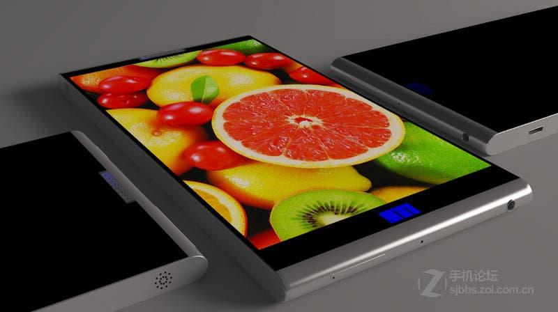 concept meizu M040 designs